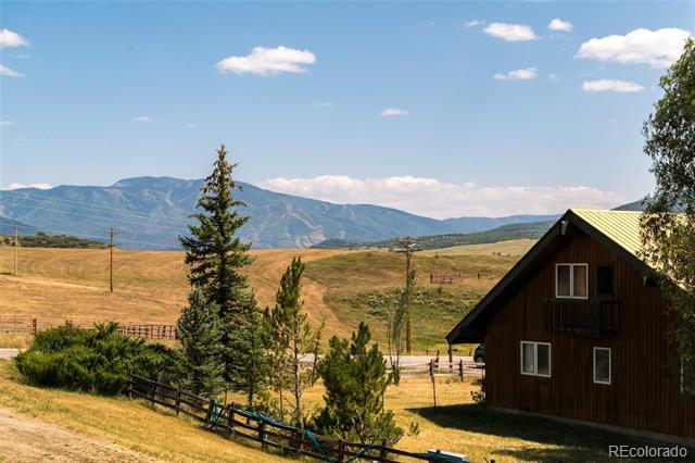 Unique property located just a few minutes west of Downtown Steamboat Springs.  This listing consists of two separate parcels situated in the path of the  potential future growth of West Steamboat.  The homestead on the west side of County Rd. 42 is 9.29 acres with a 3-bdrm. home, detached garage, barn, as well as several sheds and agricultural outbuildings.  Property has 2 wells and is also serviced by public water and gas utilities.  This parcel is adjacent to the Steamboat Springs School District RE2 property to the west and  Silver Spur / SB II Metro District open space to the north.  The 2nd parcel is +/-27 acres that occupies the NE corner of Hwy 40 and County Road 42.  it is adjacent to Steamboat 700 property to the east and includes a beautiful stretch of  both sides of the Yampa River, across Hwy 40 to the west.  The home is currently leased and both parcels have agricultural zoning with very low property taxes.