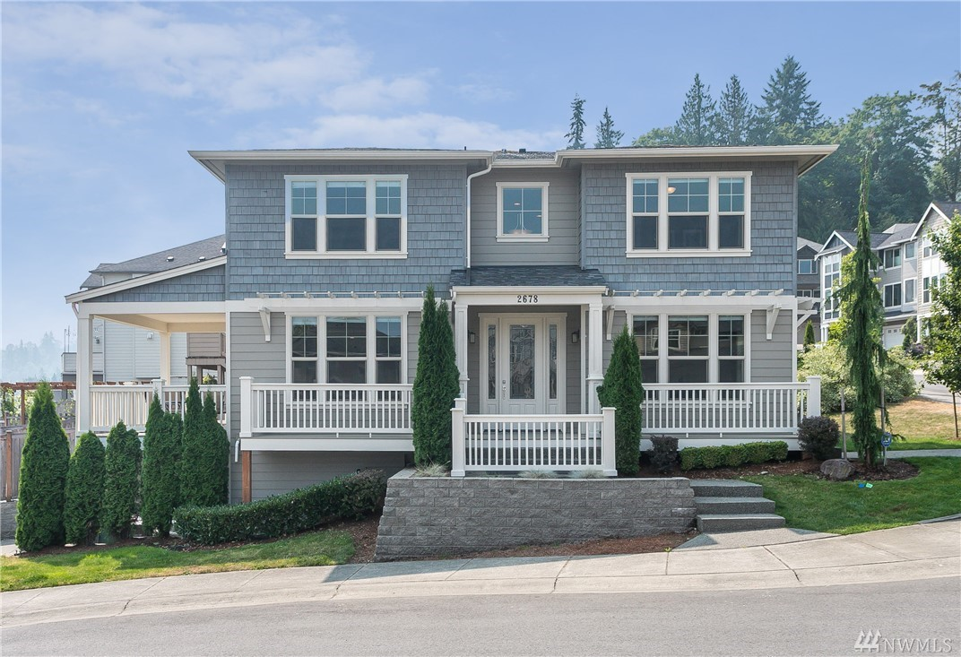 2678 NW Pine Cone Place, Issaquah, WA 98027