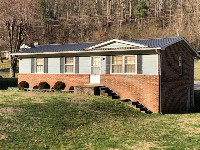 3bd/1ba home w/full basement in town. Large living room, new carpet. Low maintenance and located on Hwy 56. Convenient to town, schools and I40.