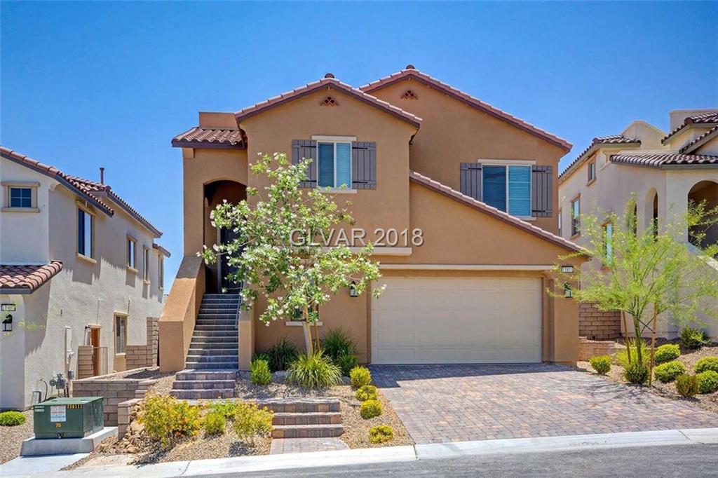 11911 MONTANESA Avenue, Las Vegas, NV 89138