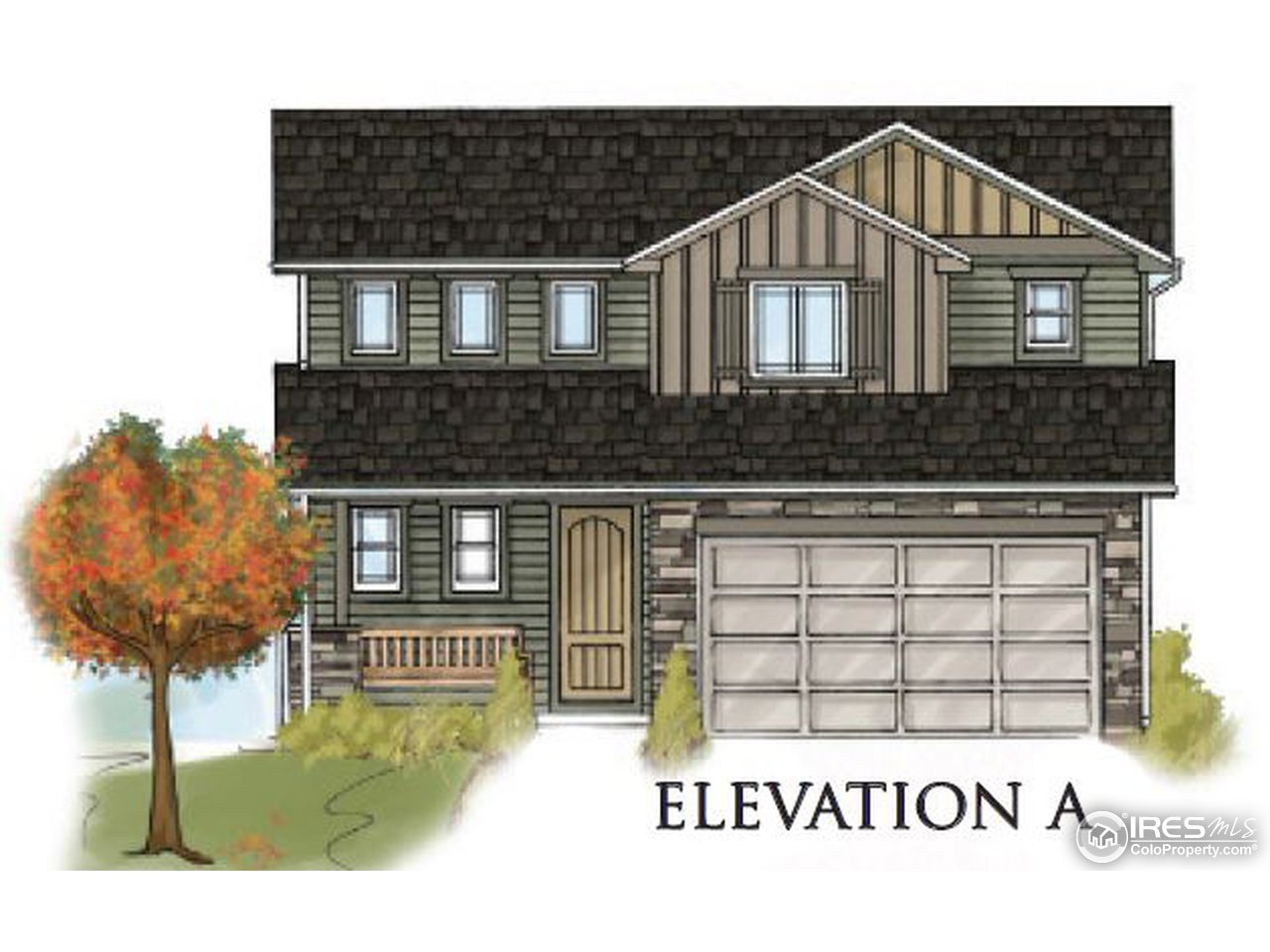 Great opportunity to purchase a brand new Baessler Home in The Point at Promontory.  The Lucca provides a wealth of space to both relax and entertain.  The open concept main floor features a spacious kitchen with island that opens to a dining room/great room.  Upstairs, the spacious master suite boasts a vaulted ceiling, 5-piece bath, and a large walk-in closet along with 2 bedrooms and a multipurpose loft.  Home will be complete late-February, other quick delivery homes and presales available.