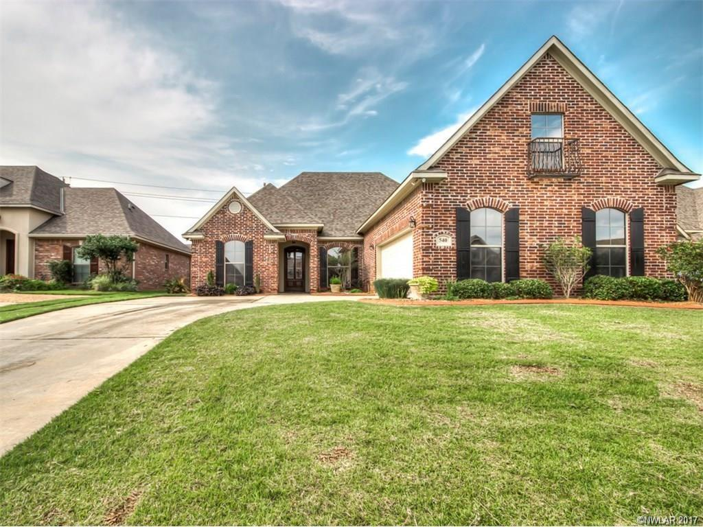 Image of Luxury Property in 540 Chinquipin Drive Cypress Bend,Bossier City, LA