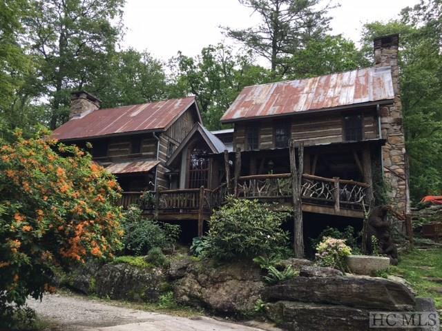 4343 Flat Mountain Road, Highlands, NC 28741