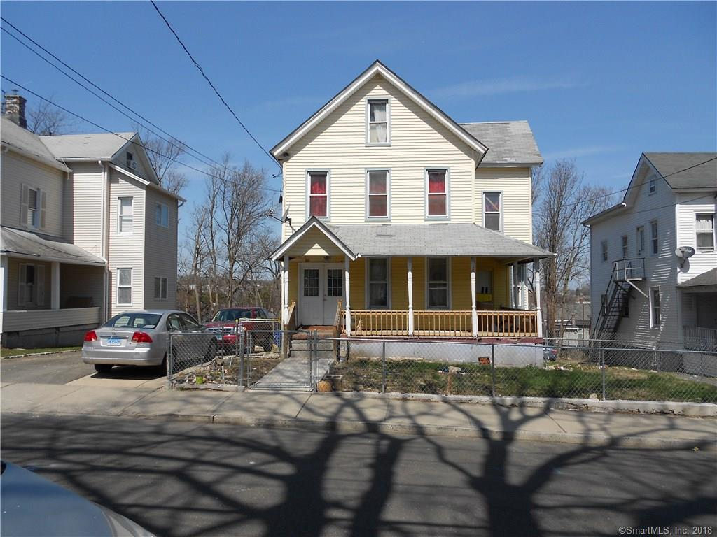 Great potential in this large home. Bring your ideas and it make your own. Lots of TLC needed. Use the front door for entrance. Do not use the back door to exit or enter the property. Back entrance has unstable staircase. Do not use
