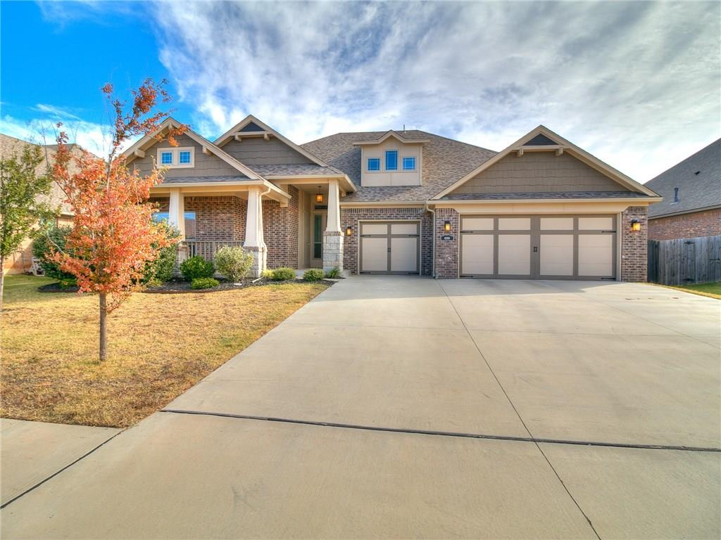 This image is a home in 4209 Whitmere Lane Carrington Place Norman OK