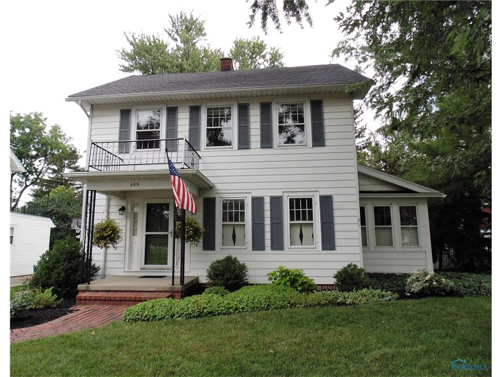 605 E William Street, Maumee, OH 43537