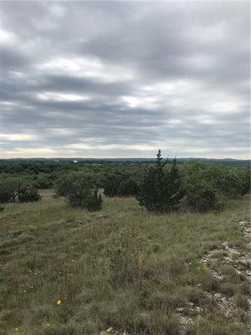 Come see this amazing property.  Magnificent trees, VIEWS, a large pond that has never gone dry [since these owners have owned it through several droughts}, gated access.   Easy access to Austin!  Property can be split in half  OWNER WILL FINANCE