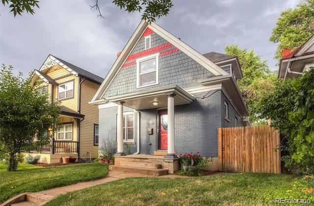 Image of a Platt Park Homes for Sale in 2078 South Pennsylvania Street
