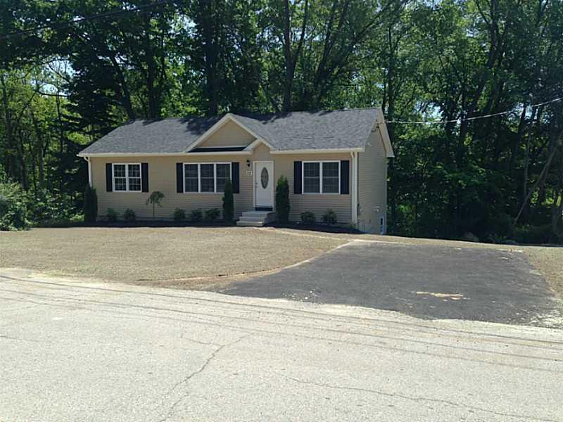 22 CONGDON ST, Coventry, RI 02816