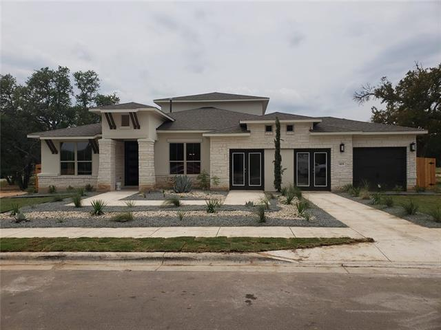 Looking for the all the bells and whistles?  This home features an open floorplan concept with attention to detail.  We have added a wine cellar, 3 car garage, media room and a luxurious freestanding tub in the master bathroom!  The family room has great architectural features that you will want to come home to everyday.  Don't miss this perfect home in the heart of Cedar Park, call today! Photos are of similar floor plan and not exact home.