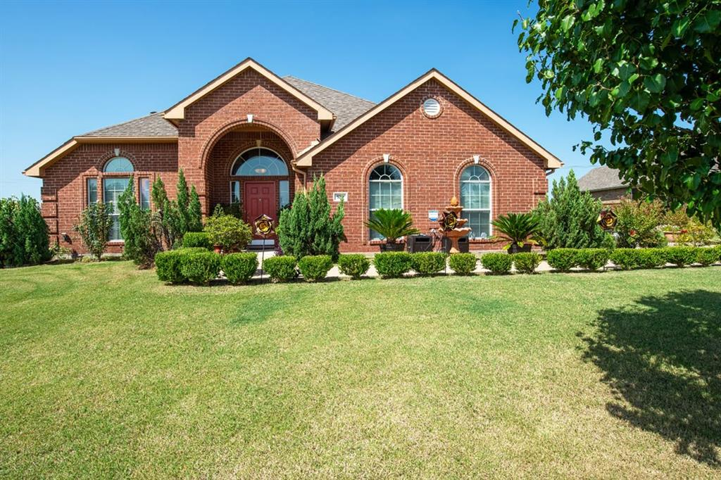 529 Kings Creek Drive, Terrell, TX 75161