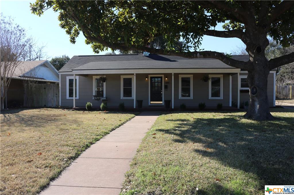 601 W Thompson Avenue, Temple, TX 76501