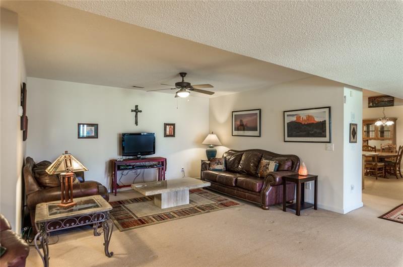 Terrace Level Living Room