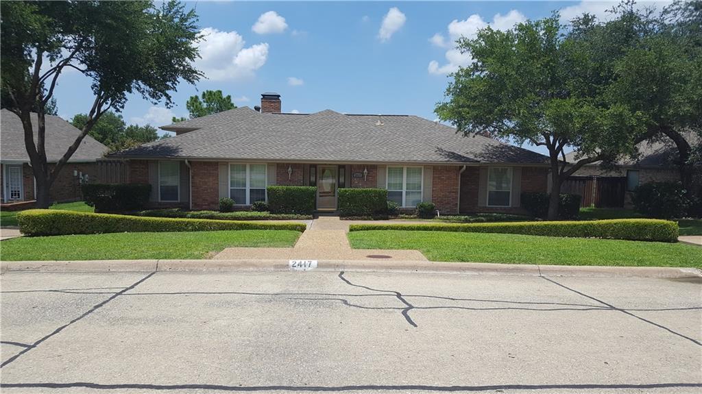 2417 Northridge Drive, Garland, TX 75043