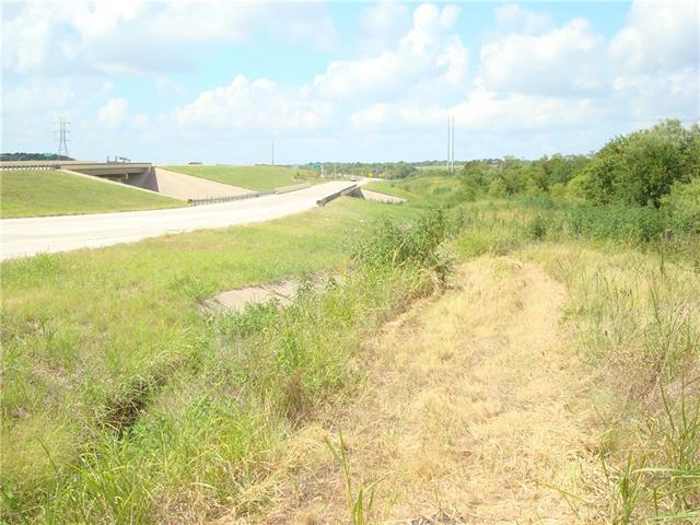 11 acres with over 800' of SH 130 Frontage. Could be used for commercial or residential.