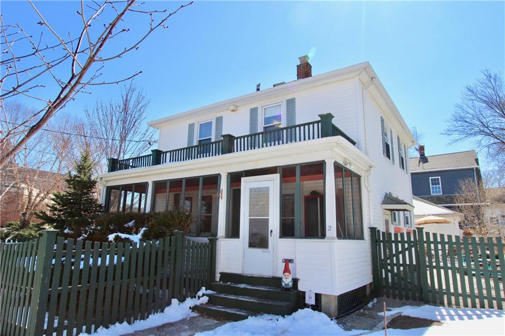 2 View ST, Providence, RI 02908
