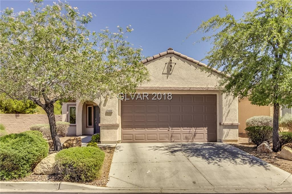 Built in 2004, this one-story Henderson home offers scenic views, marble master bath countertops, and a two-car garage. Upgraded features include fresh interior paint. Home comes with a 30-day satisfaction guarantee. Terms and conditions apply.