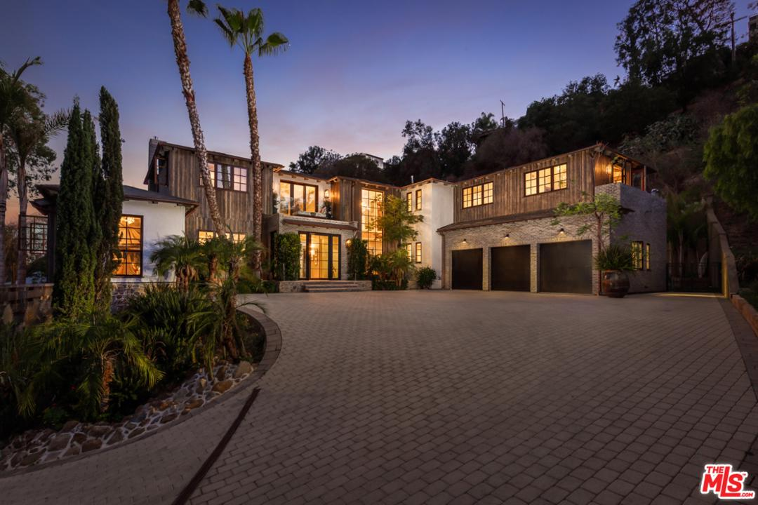 1105 RIVAS CANYON Road, Pacific Palisades, CA 90272