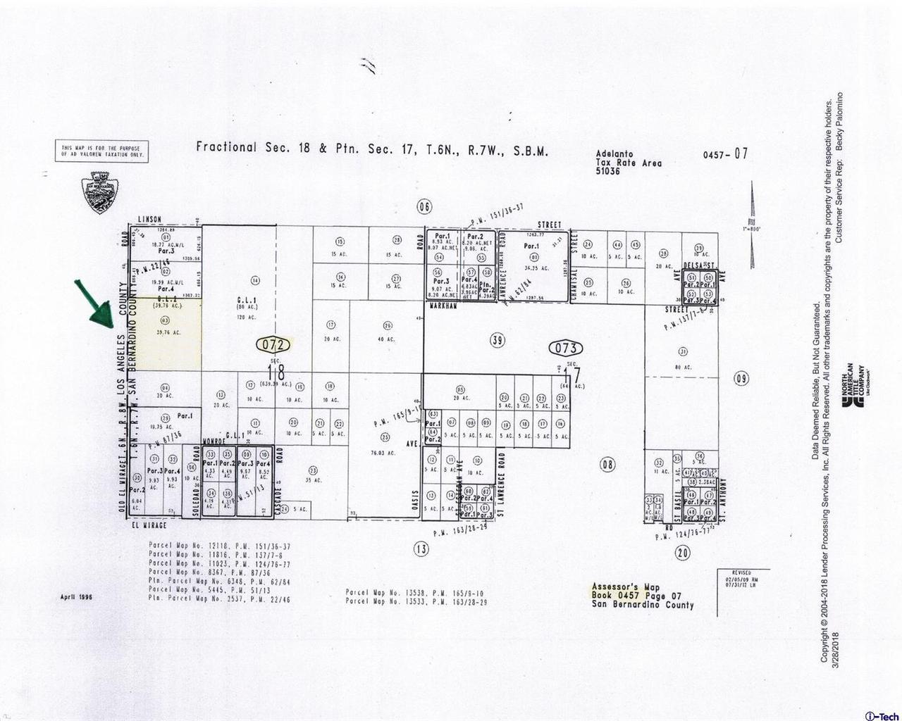 0 0457-072-03, Adelanto, CA 92301