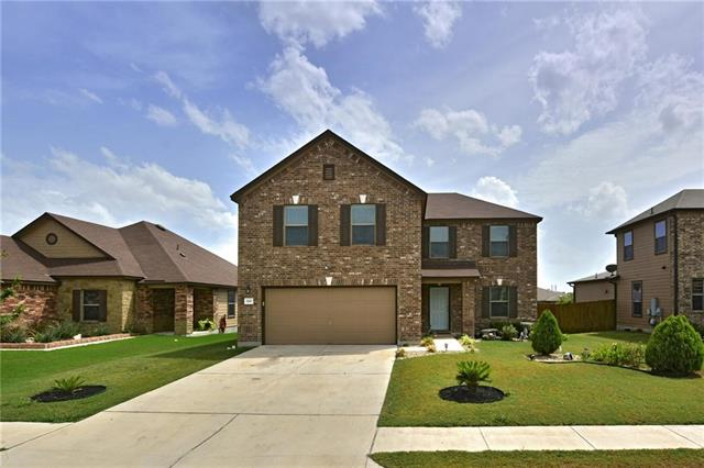Stunning 4 bed 2.5 bath home, open & inviting floor plan, kitchen overlooking dining & family room, spacious kitchen w/ double step island & tile floors, breakfast bar, massive amounts of counter & cabinet space, huge family room w/ upgraded wood type floors, 4th bedroom/office, amazing 2nd living/game room,over sized master bedroom & closet, double vanity in both full baths, extended back patio w/gazebo,huge backyard,custom landscaping,notice under the stairs room-great kid play area, storage or pet home