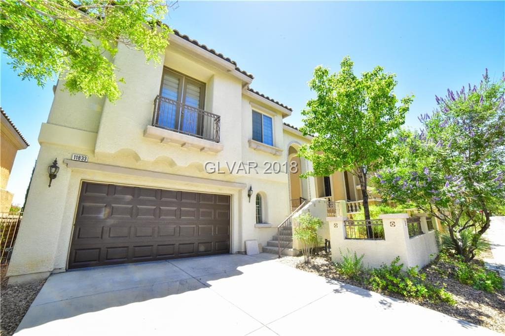 11833 AMISTOSO Lane, Las Vegas, NV 89138