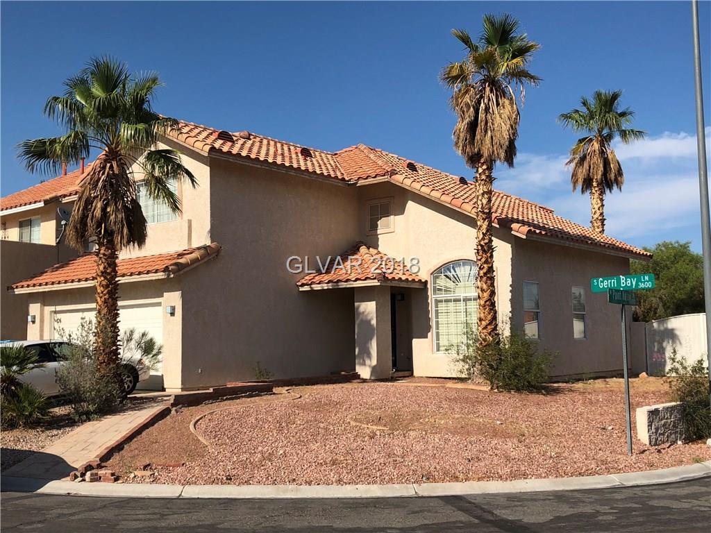 3670 GERRI BAY Lane, Las Vegas, NV 89147