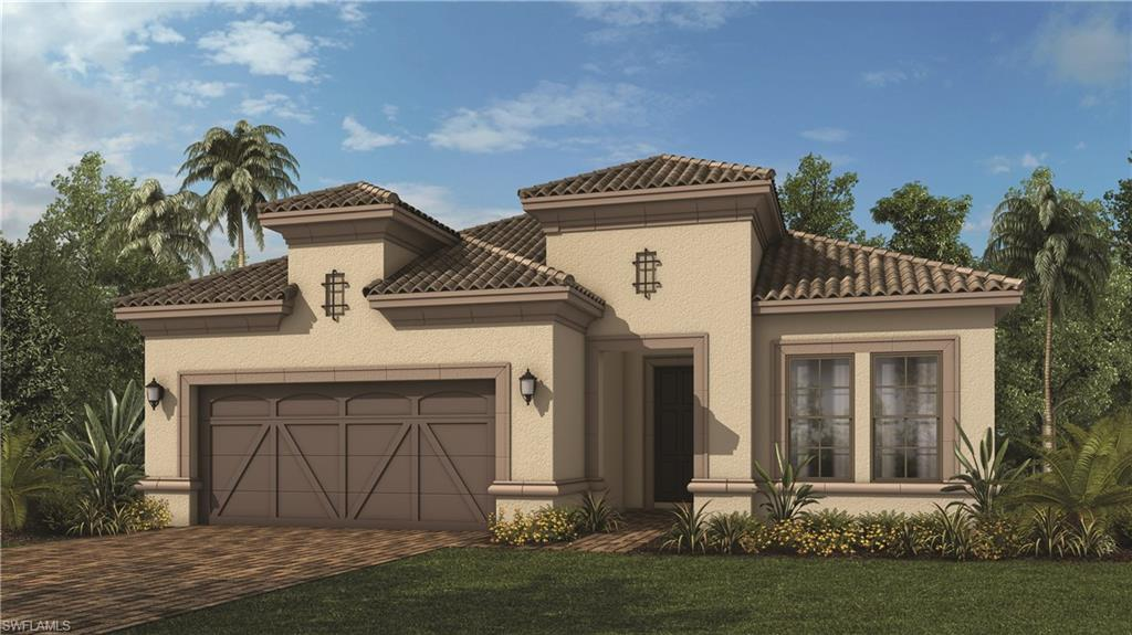 Under Construction - 2275 Sq Ft. 3 Bedroom, 3 bath with a den. Beautiful Custom Pool.  Gourmet Kitchen ,roughed for outdoor kitchen, Crown Molding Throughout Loaded with upgrades.   Call sales center for details. Ready in December, Photos of Model, not actual home.