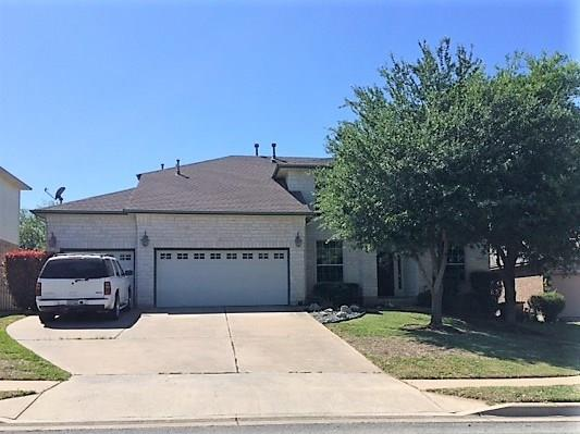 Beautiful 2 story home located in 15th Green of Avery Ranch Golf course.  Total of 5 bedrooms, 4 full baths, office, Game Room.  Beautiful landscaped lot backing to 15th green.  Home located at end of street on cul-de-sac.  Nice Open plan