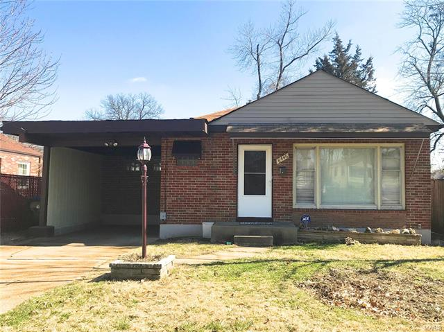 8446 Kempland Place, University City, MO 63132