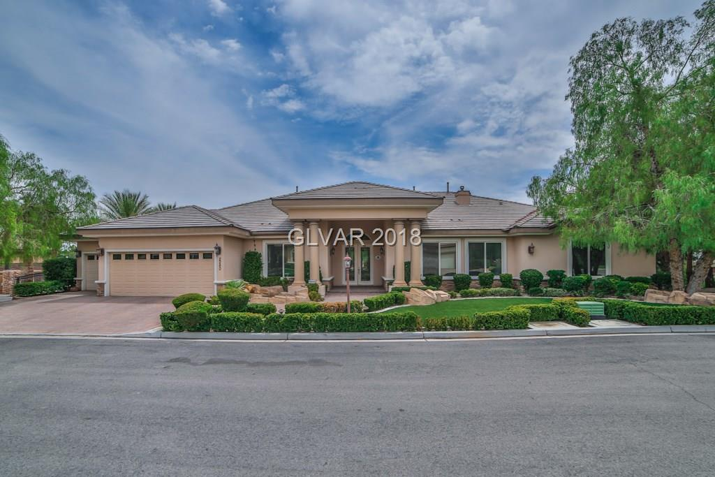 2280 CASA BELLA Court, Las Vegas, NV 89117