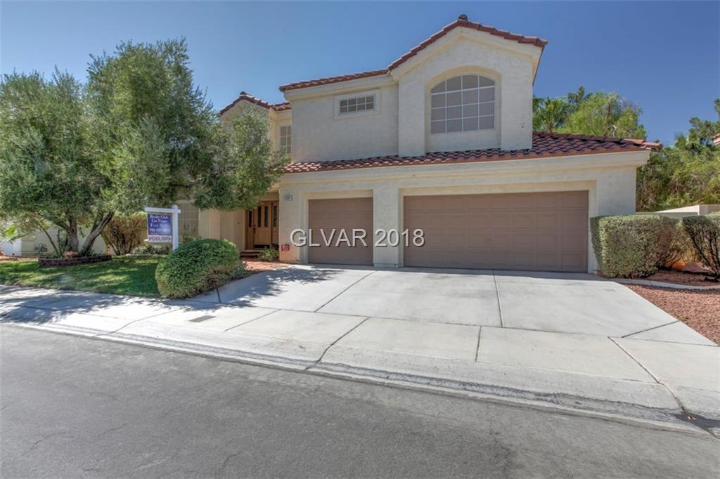 2541 ONTARIO Drive, Las Vegas, NV 89128