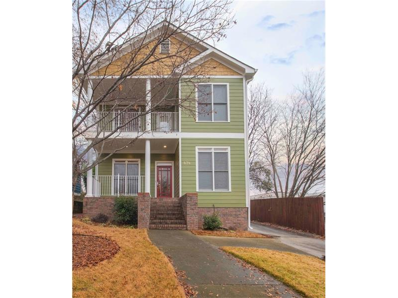 578 Angier Avenue NE, Atlanta, GA 30308