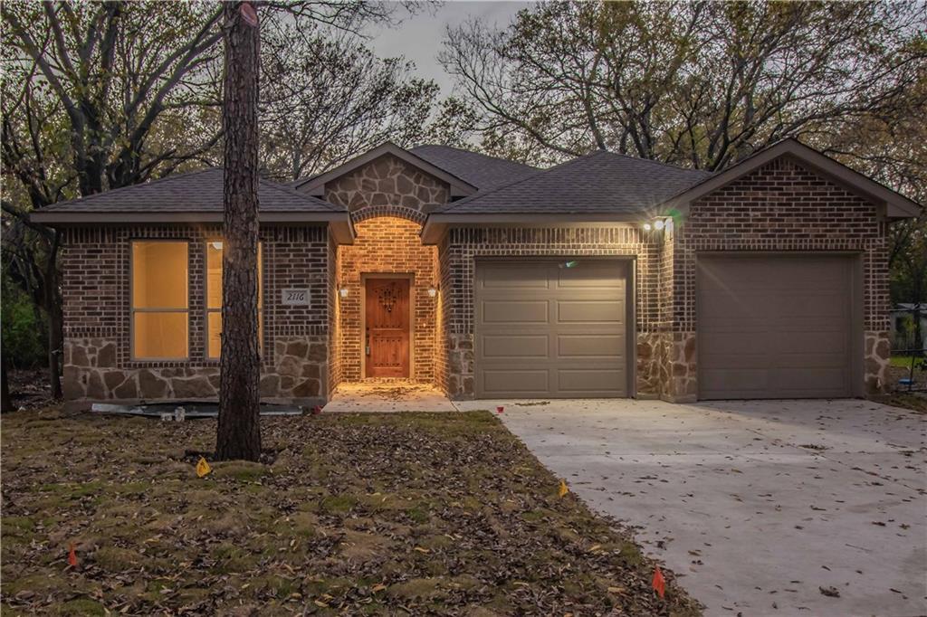 2116 Bethune Street, Fort Worth, TX 76105