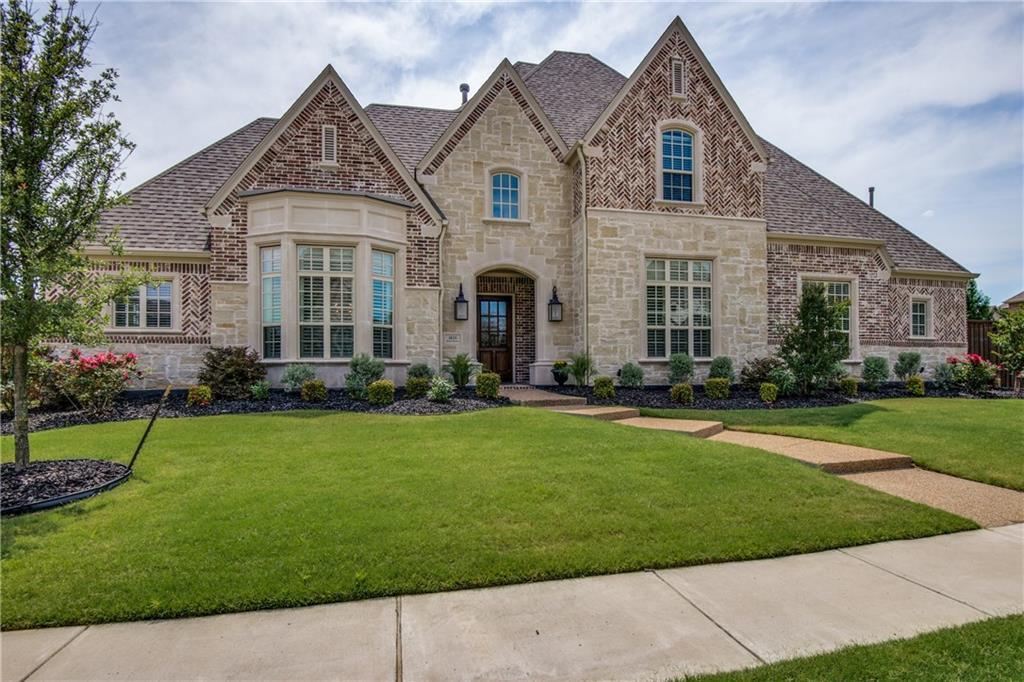 1835 Walnut Springs Drive, Allen, TX 75013