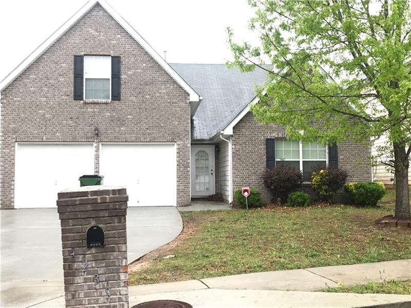 4233 Holliday Road, Atlanta, GA 30349