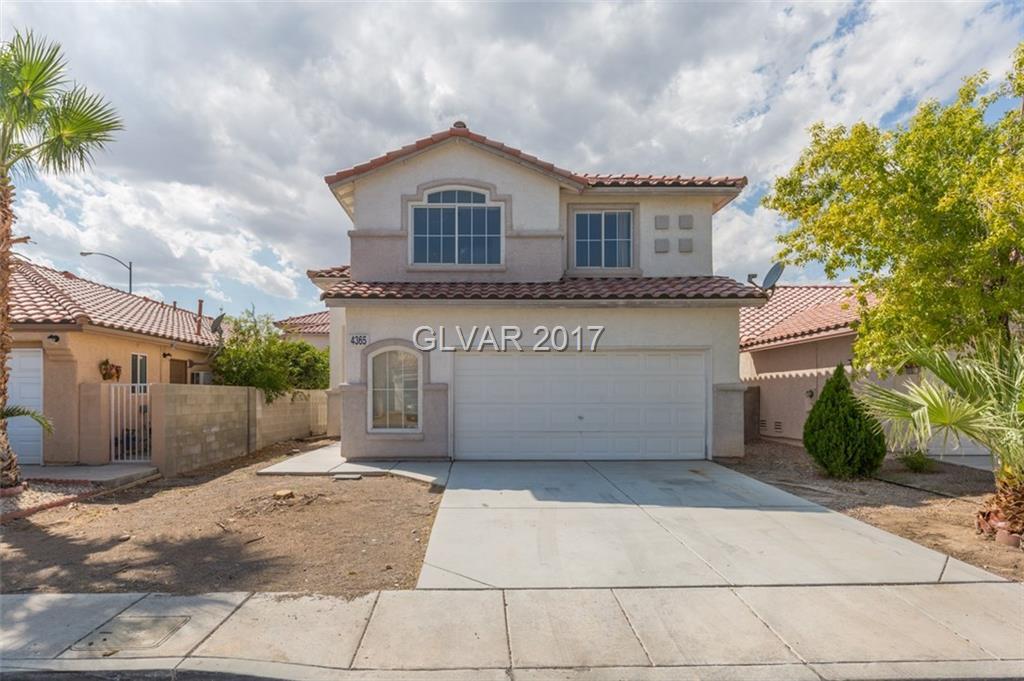 4365 SILVER BAY Street, Las Vegas, NV 89147