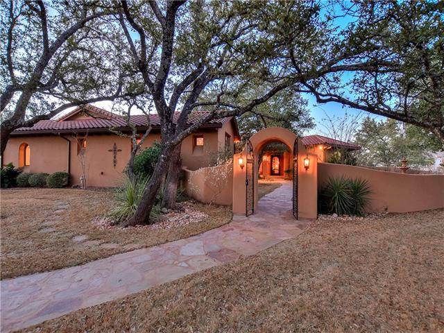 "Stunning Santa Fe like custom home located at the end of a cul-de-sac! Featuring an interior courtyard with fireplace-- & custom details throughout--Soaring beamed ceilings in the great room, 8 ft doors, kiva fireplace in living & another in the studio/casita/guest quarters. A ""secret door"" was added from the office to the casita so you don't have to go outside to access it--The courtyard & walkway to the street have been leveled & overlaid with stone--so much more--a must see custom property!!!!!"