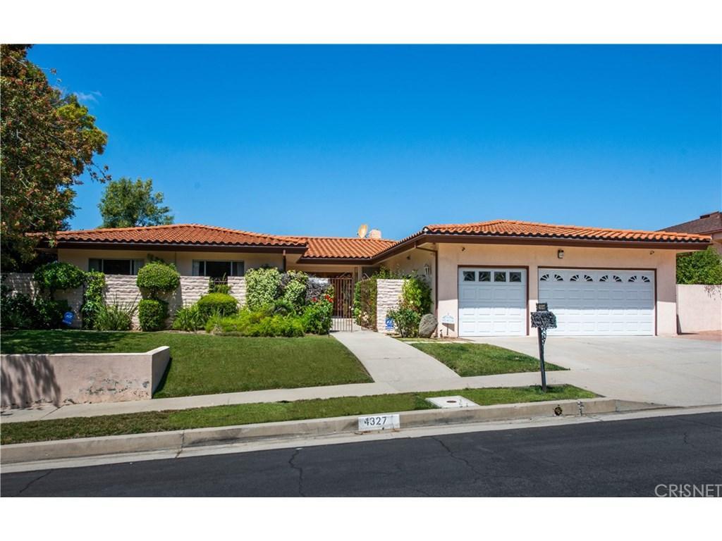 4327 GRIMES Place, Encino, California 91316- Oren Mordkowitz