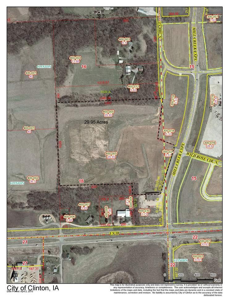 3000 W LINCOLN WAY Highway, Clinton, IA 52732