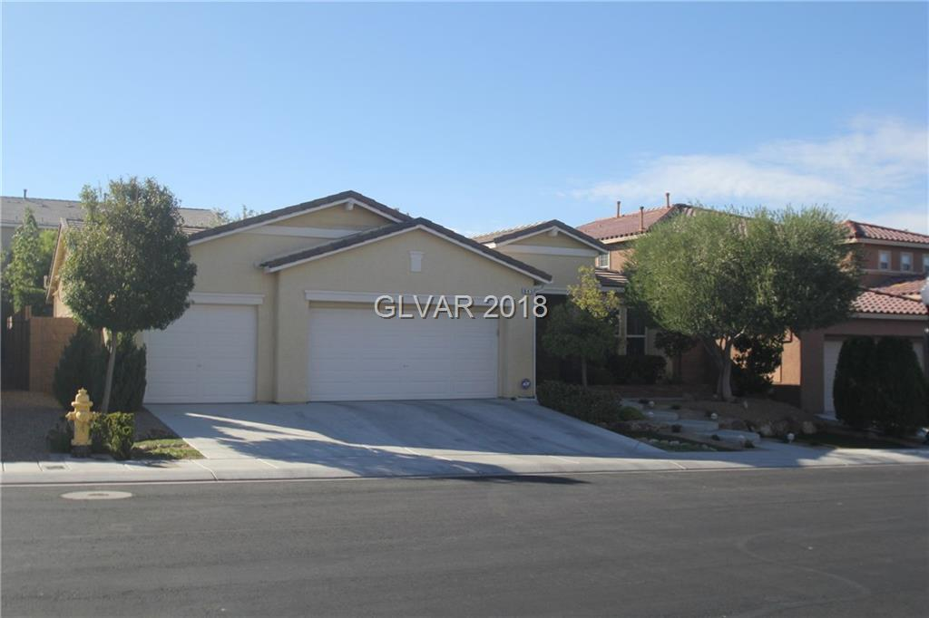 845 MIDDLE VALLEY Street, Henderson, NV 89052