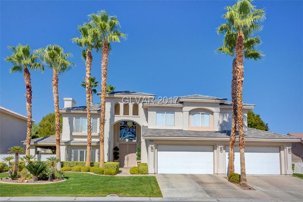 10008 ROLLING GLEN Court, Las Vegas, NV 89117