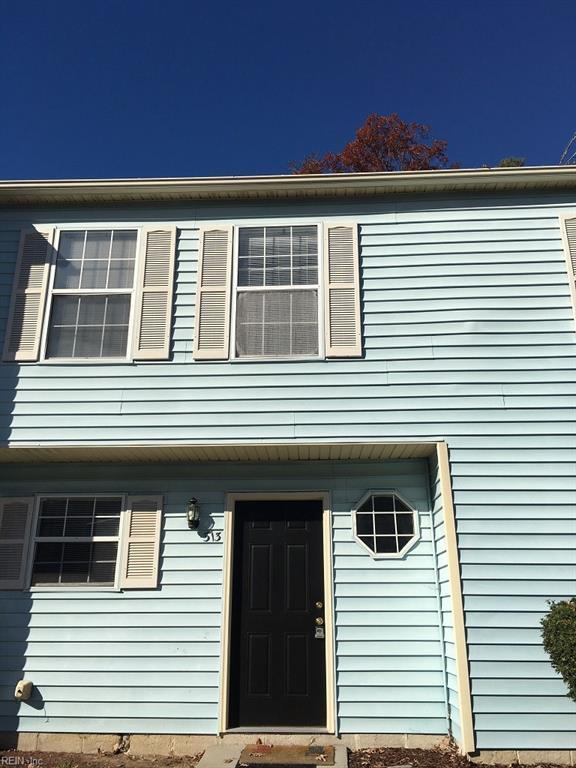 313 Gaylor LN, Newport News, VA 23602