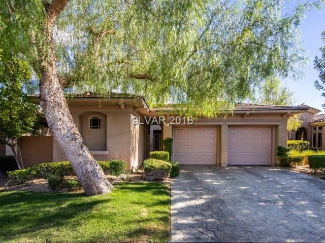 18 EMERALD DUNES Circle, Henderson, NV 89052
