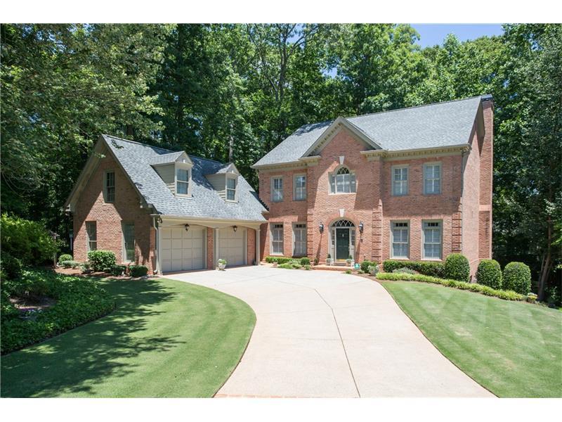 1064 NE Brookhaven Lane, Atlanta, GA 30319