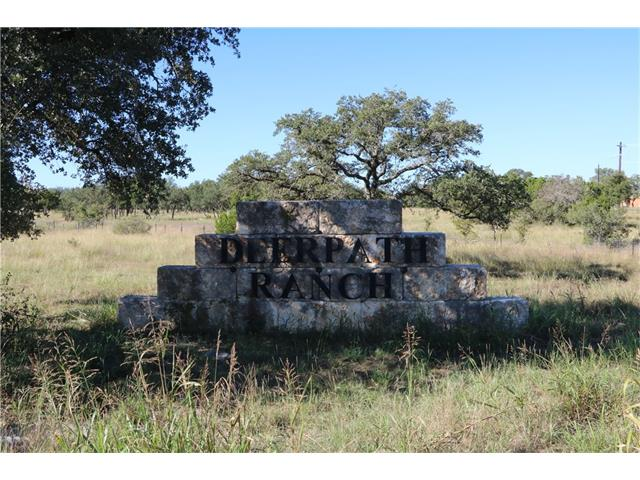 Don't miss this opportunity to own 14 acres in the Texas Hill Country! Conveniently located 6 miles from the new Scott and White hospital and medical offices.  Enjoy the peaceful country living with the city amenities less than 15 minutes to Marble Falls and 25 minutes to the Hill Country Galleria. Level acreage with nice oak trees is almost completed fenced. Barn style house plans available. Cedars have been cleared. Neighbors have good producing wells. Low Burnet County taxes!