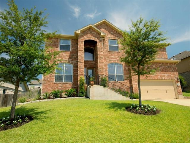 Beautiful Forest Oaks home , 5 bedroom home with 3 full baths, Two story open floor plan. Open kitchen, Media room, study , high ceilings and shutters throughout .