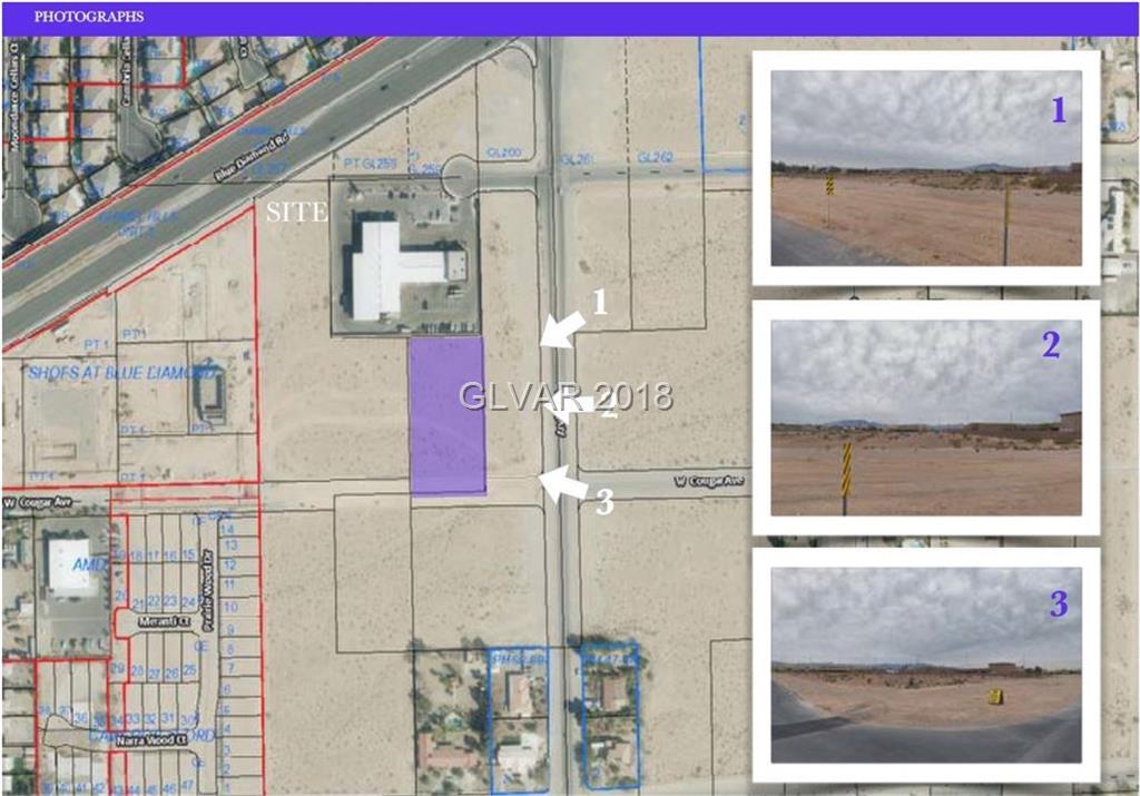 Cougar Avenue, Las Vegas, NV 89139