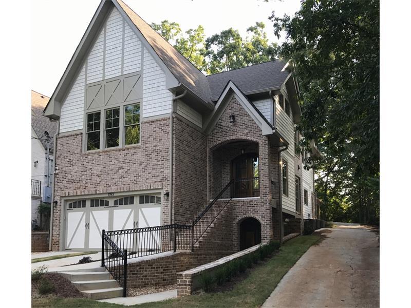 1393 Lanier Place, Atlanta, GA 30306