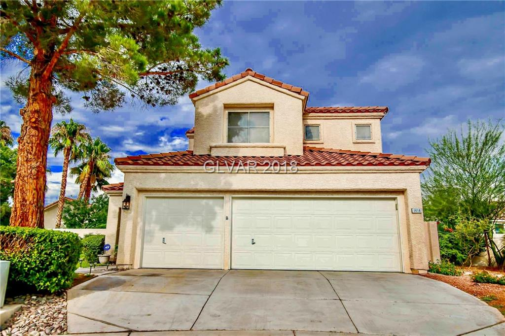 1416 COUNTRY HOLLOW Drive, Las Vegas, NV 89117