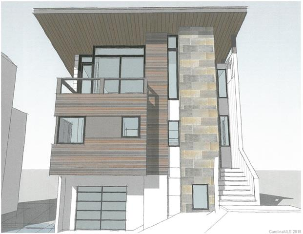 Under construction, contemporary, Green-Built home in trendy Chicken Hill; walkable to downtown, River Arts District, New Belgium & French Broad River Greenway. 6th custom home in Chicken Hill to be built by Sun Construction. Features include an open floor plan, gourmet kitchen w/ breakfast bar & keeping room, large, west-facing back deck & screened porch. Hardwood, tile & concrete flooring. Large windows strategically placed for privacy yet allowing natural light in.  Living room opens to spacious deck.  Two gas fireplaces, living room & screened porch.  Upper level includes master bedroom w/ vaulted ceiling, bath w/ walk-in shower and soaking tub, 2 walk-in closets and private deck.  9' ceilings on main and lower levels. Lower level with additional entrance boasts 2 en-suite bedrooms, laundry/kitchenette space & 1 car garage.  House has a space for future elevator.  EnergyStar & Green Built Certification.  Back yard green area.  Pre-construction allows for your selection of finishes.